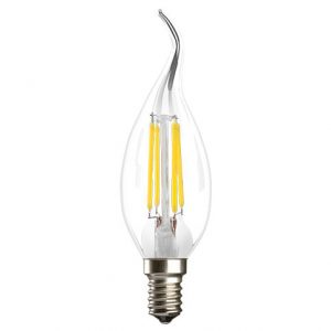 لامپ ۴ وات شمعی (فیلامنتی) LED
