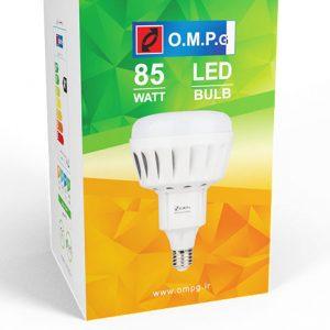 لامپ ۸۵ وات استوانهای LED