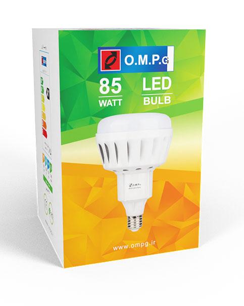 لامپ ال ای دی 85 وات امیدپدیده