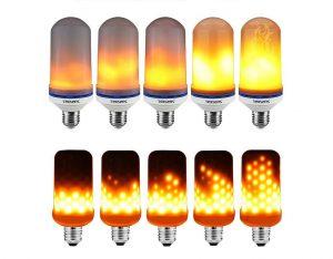 تکنولوژی لامپ ال ای دی آتشین