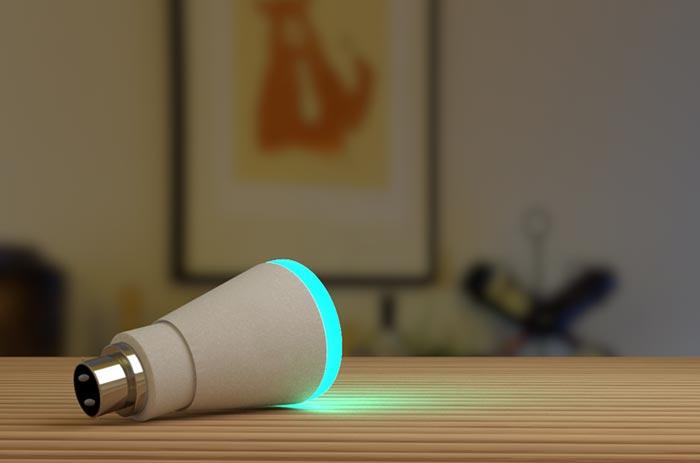 لامپ ال ای دی Li-Fi
